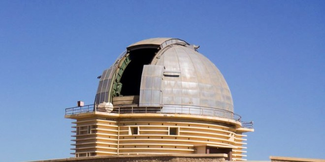 Dome of Kottamya Observatory