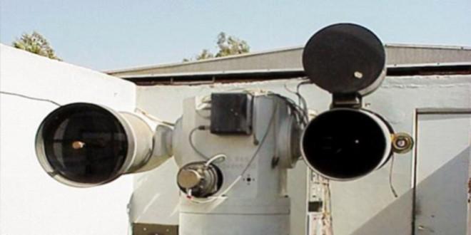 Satellites laser Ranger