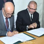 Agreement on scientific cooperation and collaboration between NRIAG and CRAAG