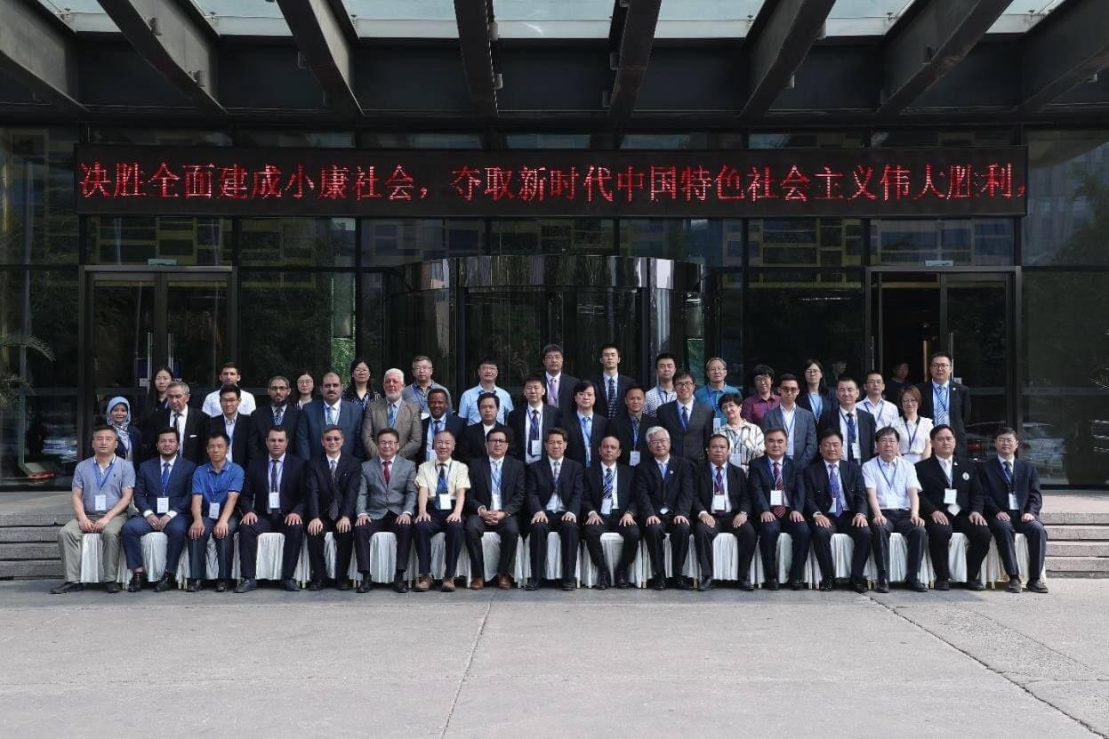 Coordinators' Meeting on Belt and Road Seismic Risk Reduction Organized by China Earthquake Administration (CEA) from June 11 to 12 in Beijing